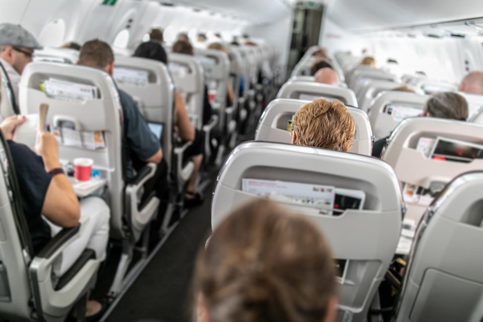 Airlines' Seat Pitch Gets Shorter And Passengers Reach Their Limits