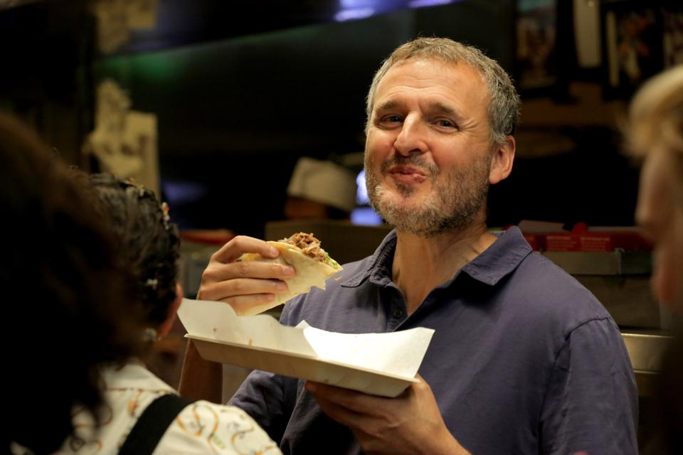Vulture Festival Presented By AT&T - Phil Rosenthal and Nancy Silverton Feed You