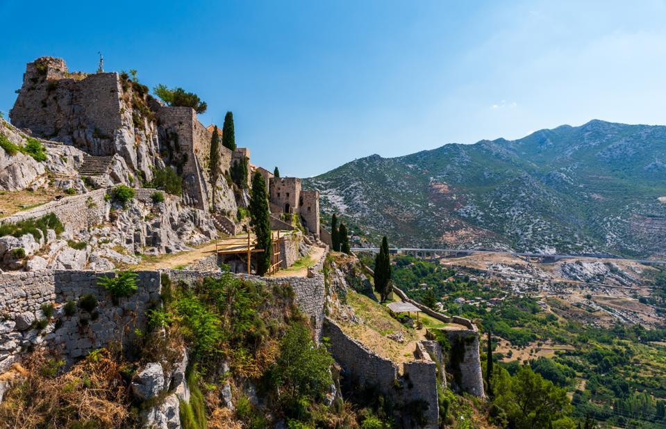 Fortress of Klis, Croatia
