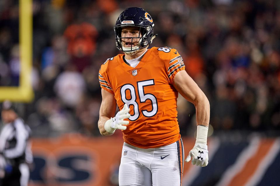 NFL: NOV 18 Vikings at Bears