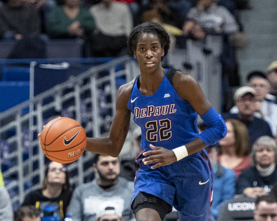 COLLEGE BASKETBALL: NOV 28 Women's DePaul at UConn