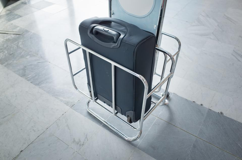 Measuring the Size of Carry-on Baggage