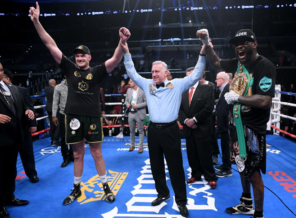 Deontay Wilder Vs. Tyson Fury 2: Watch First Full Fight (VIDEO) Posted By PBC Ahead Of Saturday's Rematch