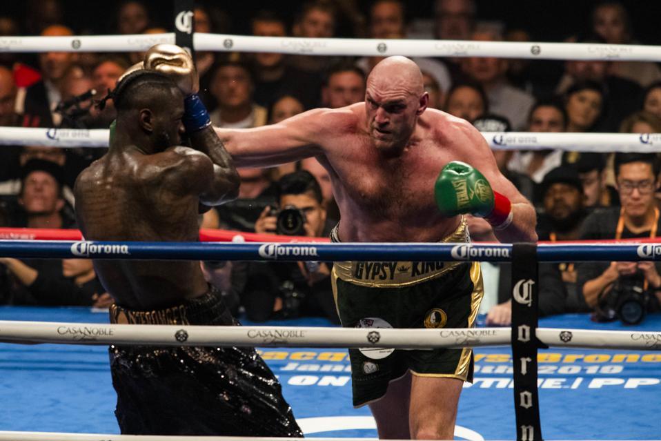 Tyson Fury vs Deontay Wilder II odds date