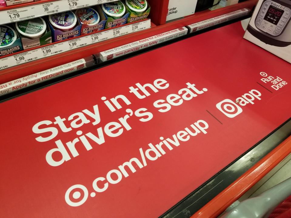 Target Driveup