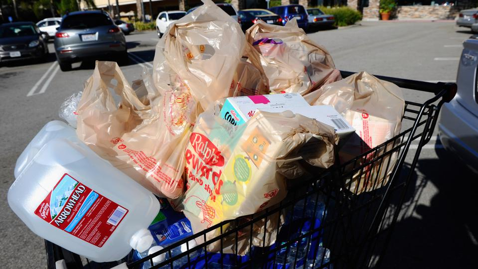 LA County Passes Major Ban On Plastic Bags In Unincorporated Areas