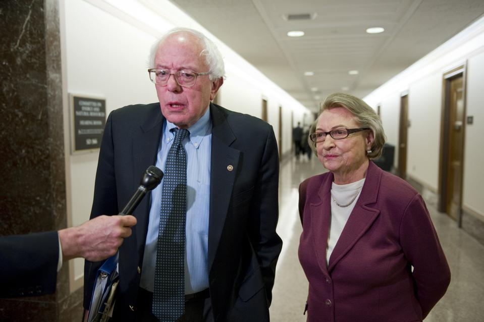 Sanders and Kennelly on Deficit Commission Proposals