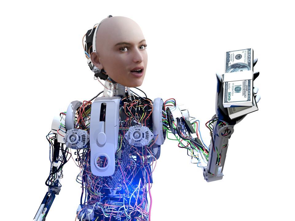 Robots Banking