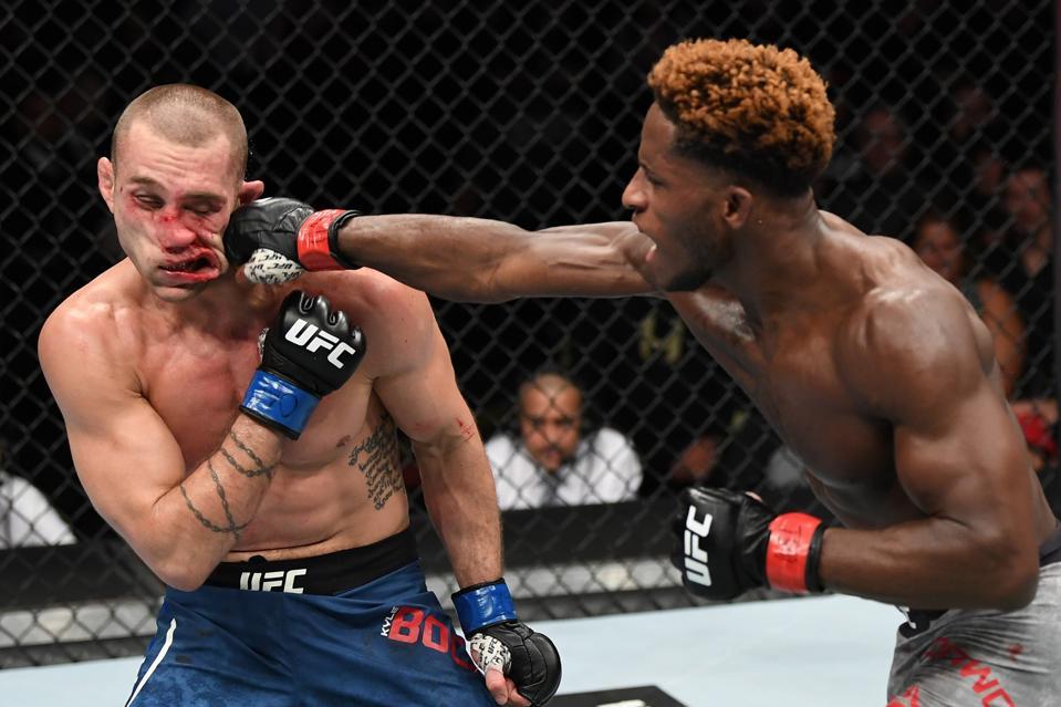 UFC 231: Dawodu v Bochniak