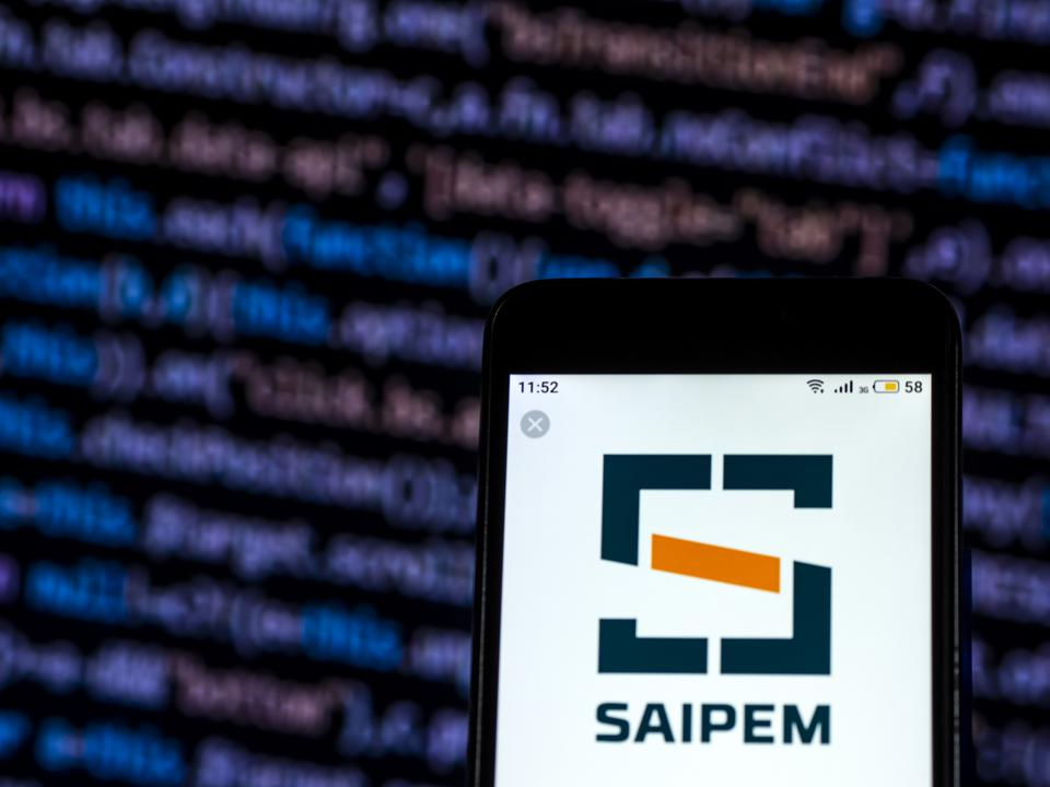 Italian oil firm Saipem said it was the victim of a destructive cyber attack earlier this week. Forbes has learned there are multiple victims.