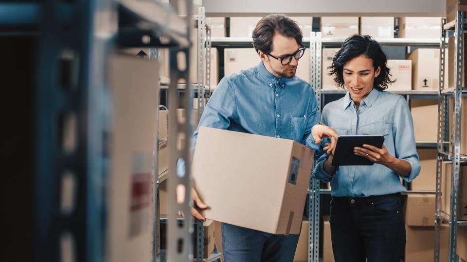 wholesale distributor employee experience SAP