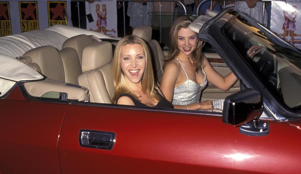 ″Romy and Michele's High School Reunion″ Los Angeles Screening and Party