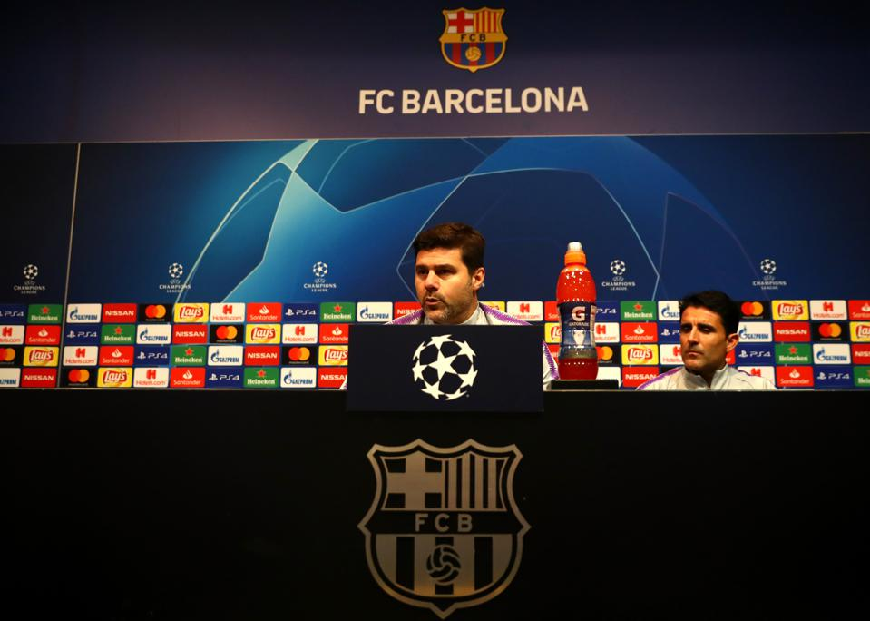 How Likely Is Mauricio Pochettino To Succeed Ernesto Valverde At FC Barcelona?