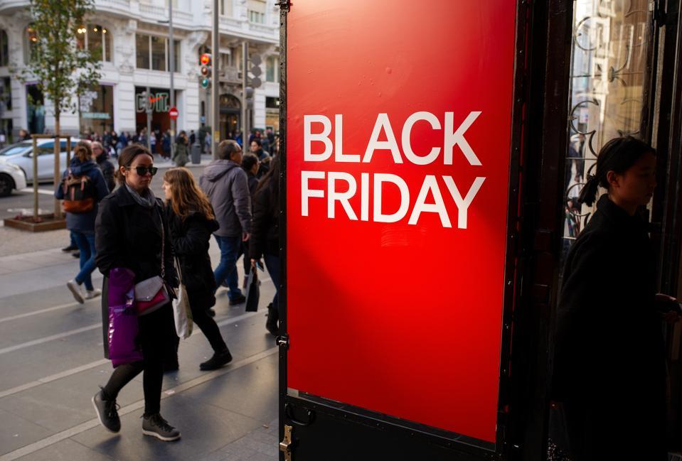 Black Friday Sales In Madrid