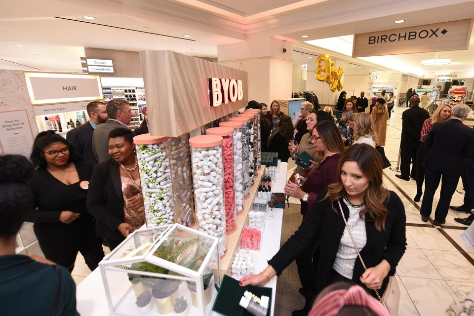 Walgreens And Birchbox Host Launch Party To Celebrate New Way To Shop For Beauty in Chicago.