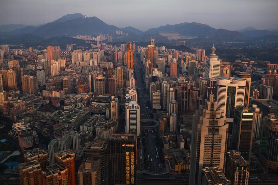 A Look Inside Shenzhen's High-Tech Empire