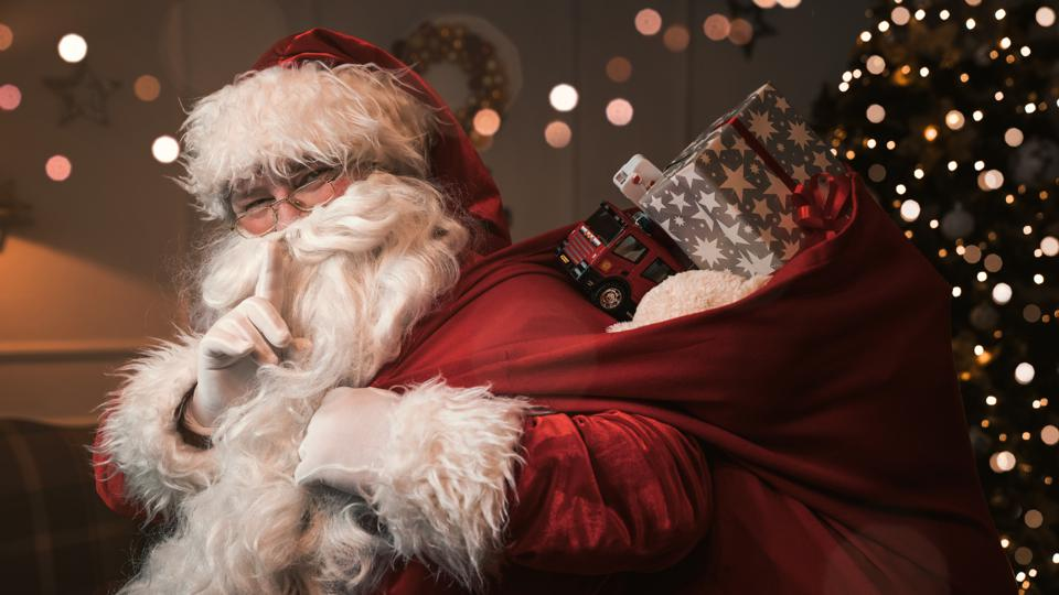 Santa's Secrets: Science Weighs In