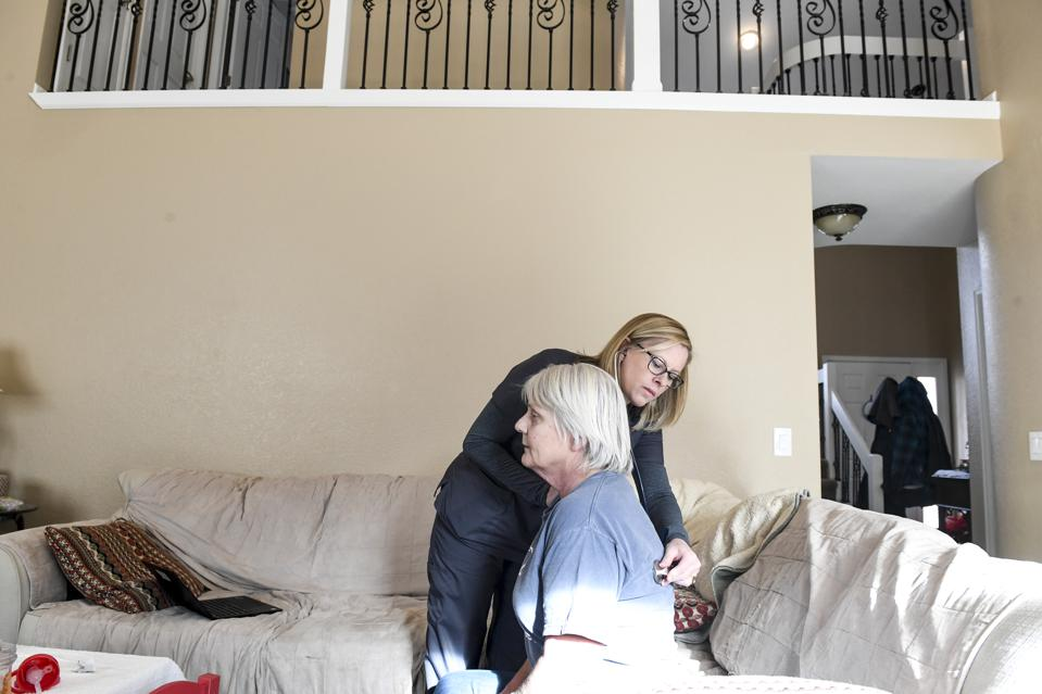 Interest Grows In Social Insurance For Long-Term Care. What Should It Look Like?