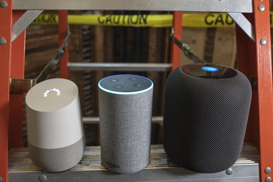Gifting A Smart Speaker This Holiday? Only One Passes Privacy Tests