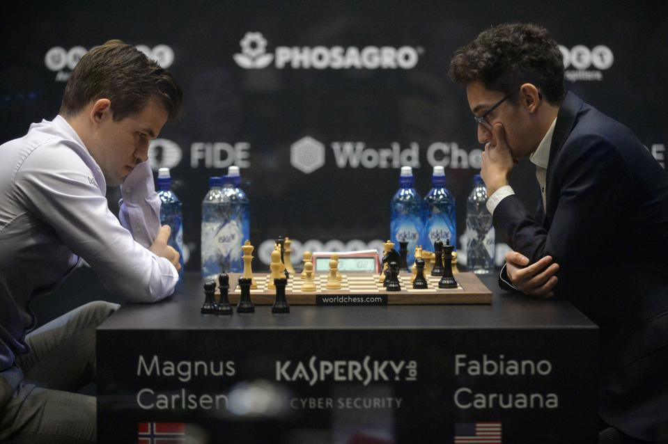 Kaspersky Lab Sponsors The World Chess Championship 2018