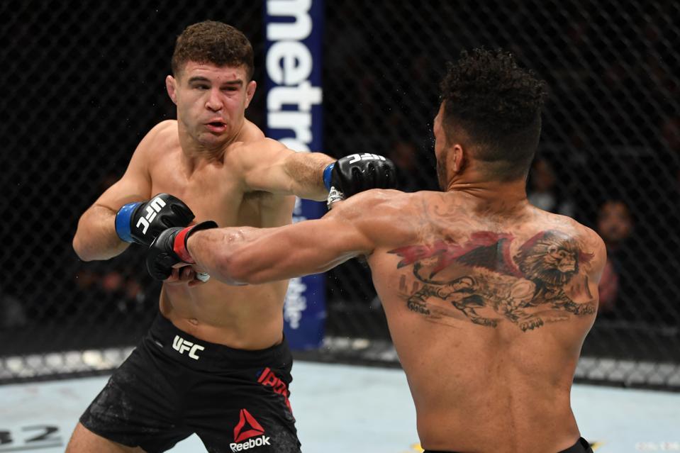 UFC Fight Night: Lee v Iaquinta