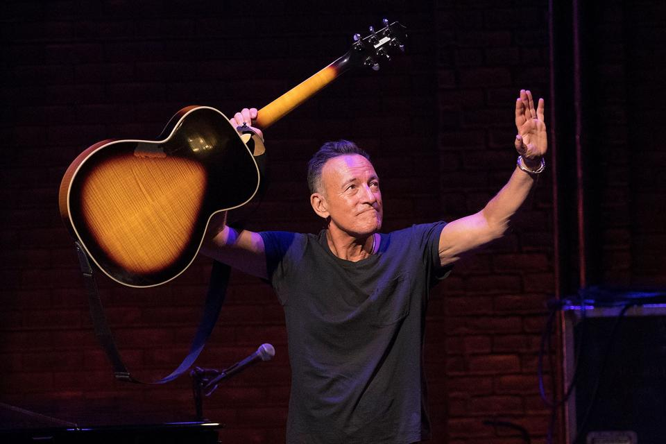 Springsteen On Broadway Final Performance