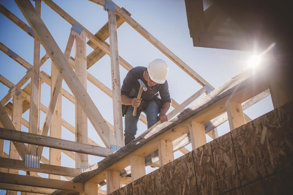 New Home Sales Spike — But Homebuilders Still Need To Step It Up