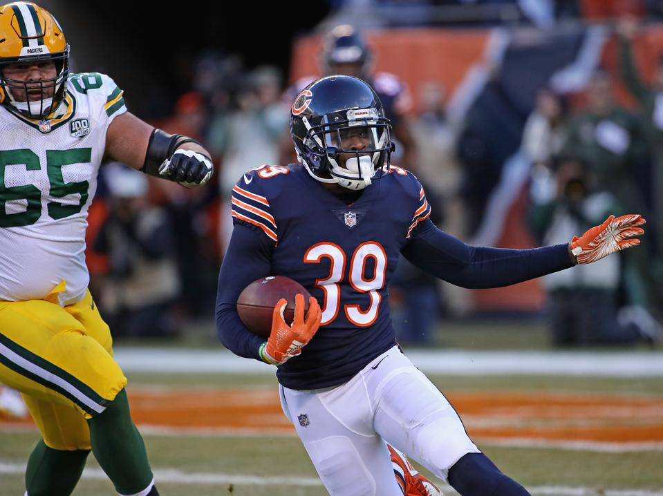 san francisco 7505c dfb48 NFL Best And Worst Bargains At Safety: Eddie Jackson And ...