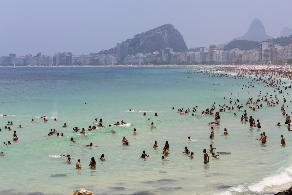 Daily Life In Rio De Janeiro