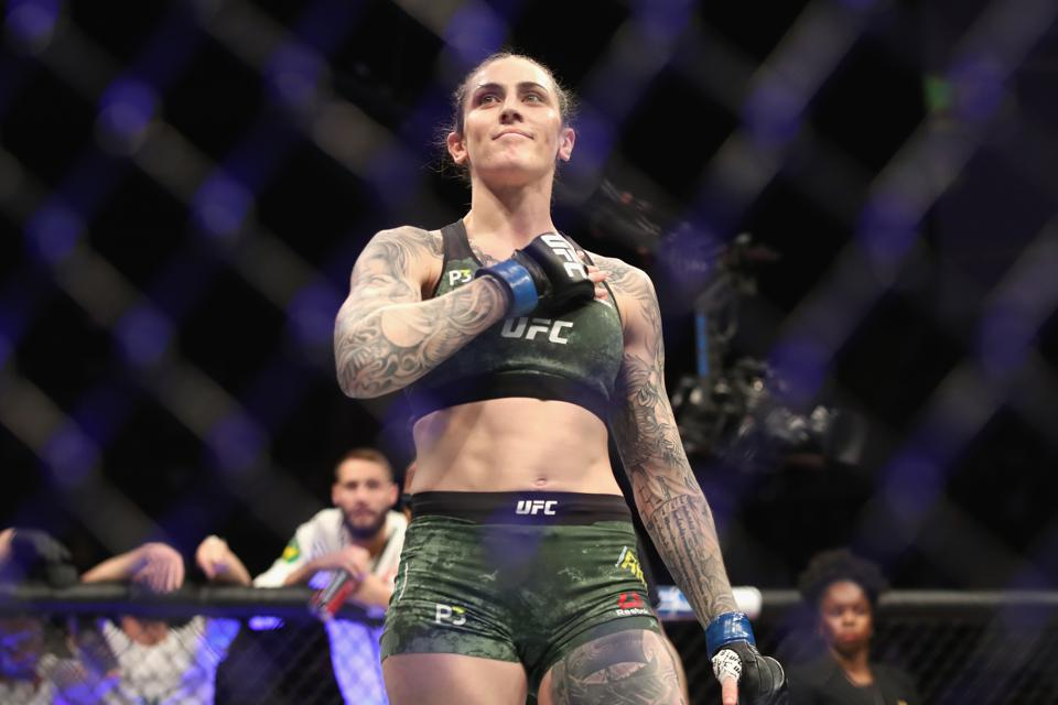 UFC 243 Preview And Picks: Megan Anderson Is The Biggest Favorite In Melbourne