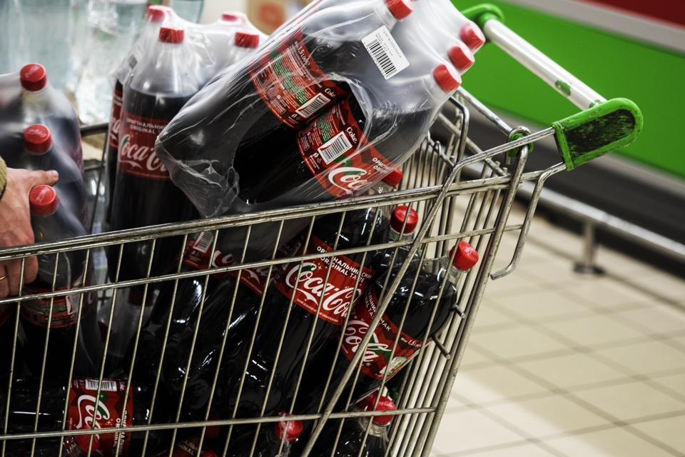 What Consumers Really Think Of Coca-Cola's Plastic Bottles
