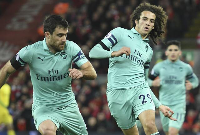 Arsenal Must Choose Between Building For The Present Or The Future