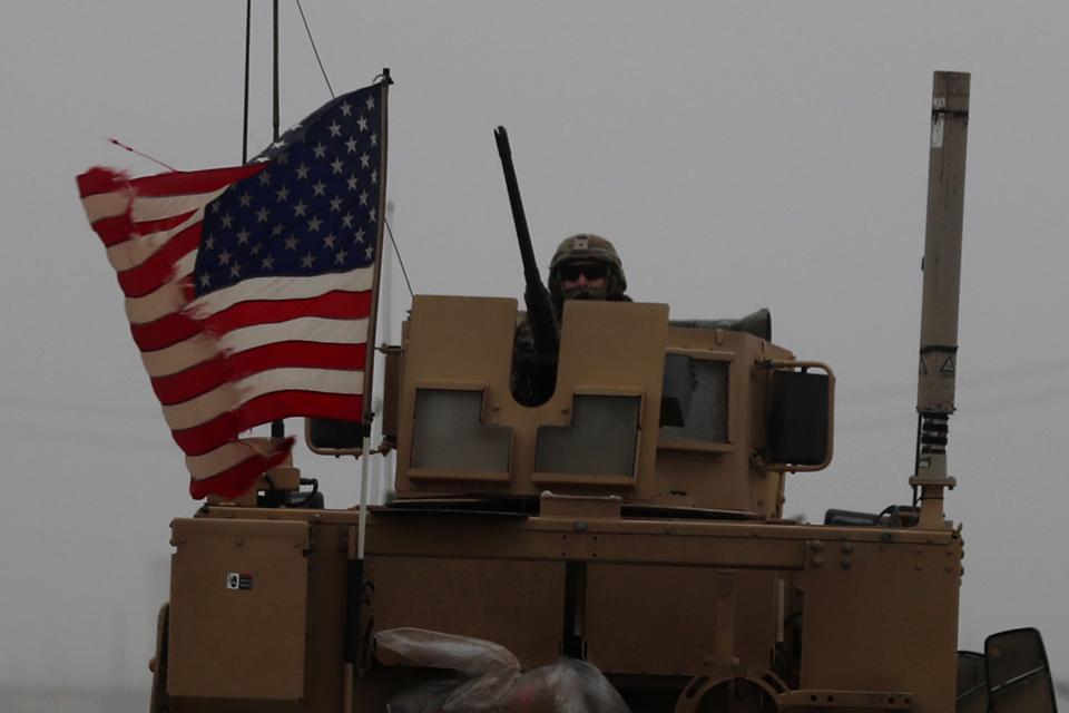Syyrian ja konfliktien US-kurdien