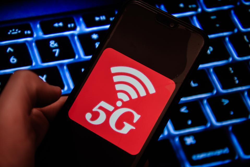 5G security smartphone