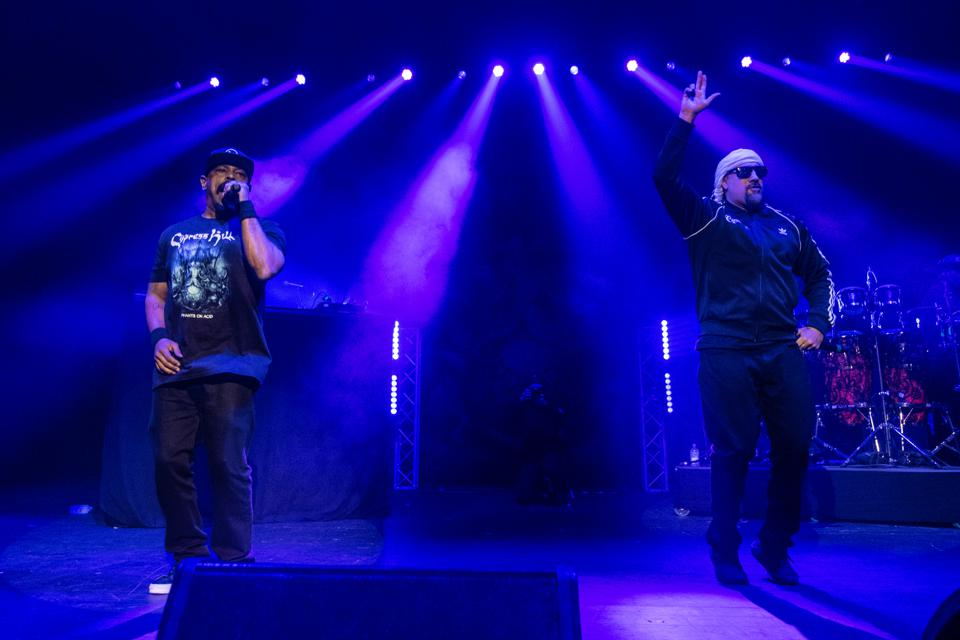 Cypress Hill Perform At The O2 Academy Brixton London