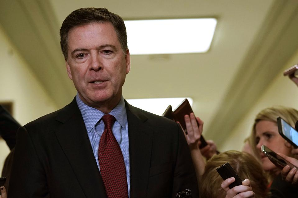 Former FBI Director James Comey Testifies Before House Judiciary Committee