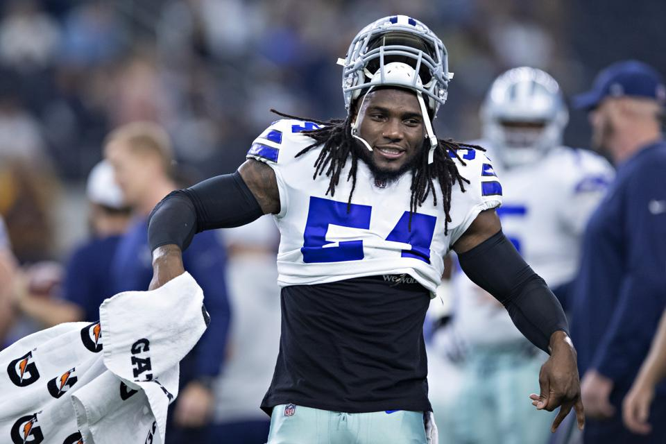After Injury Cost Him Millions, Jaylon Smith Gets $64M Contract Extension From Dallas Cowboys