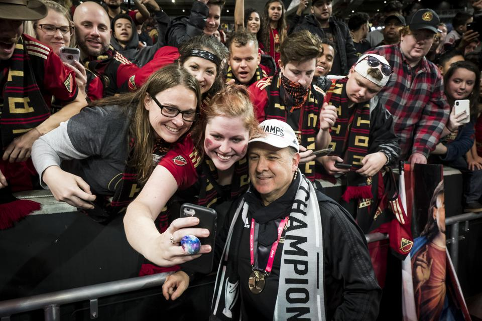 Atlanta United v Portland Timbers - MLS Cup Championship Match