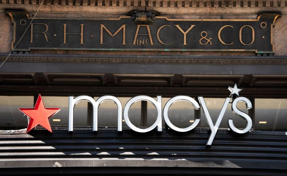 What's Killing Macy's? Hint: It's Not Amazon