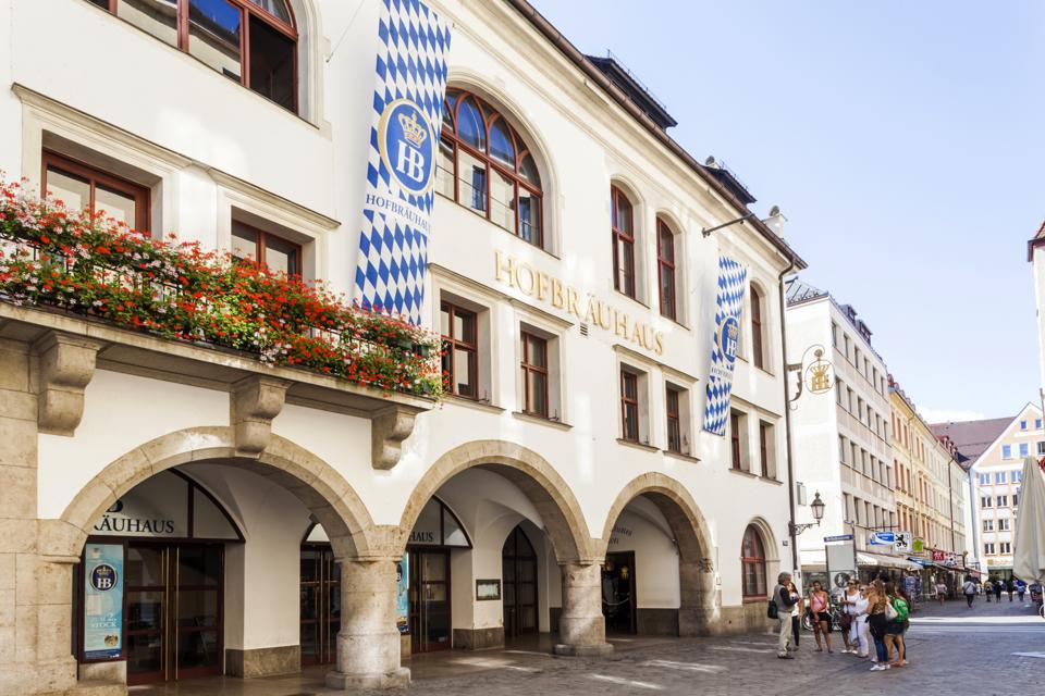 Germany, Bavaria, Munich, Hofbrauhaus