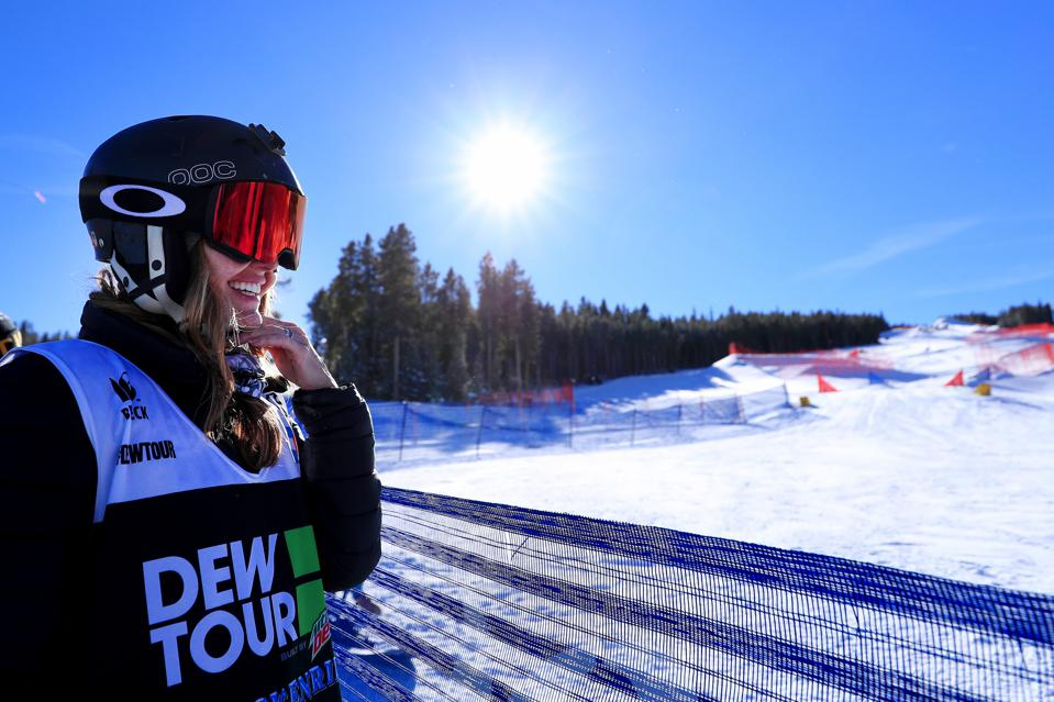 Paralympian Amy Purdy Eyes The Future Of Adaptive Action Sports