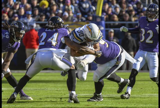 Ravens Defense Ready To Defend No. 1 Ranking Despite Key Losses