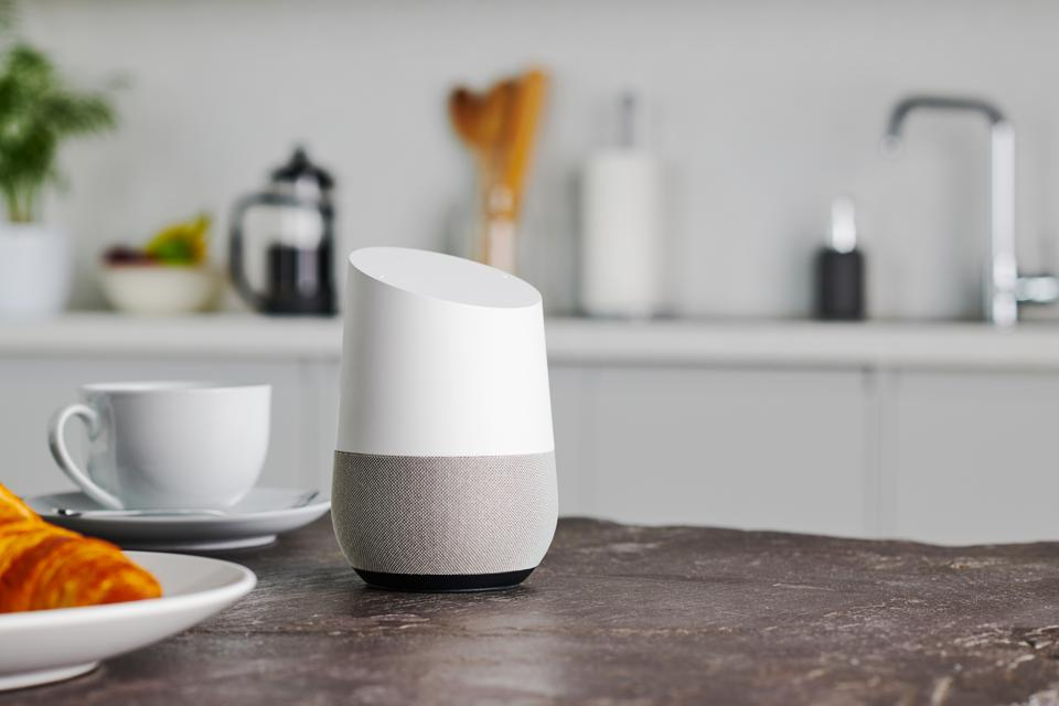 Google Home Product Shoot