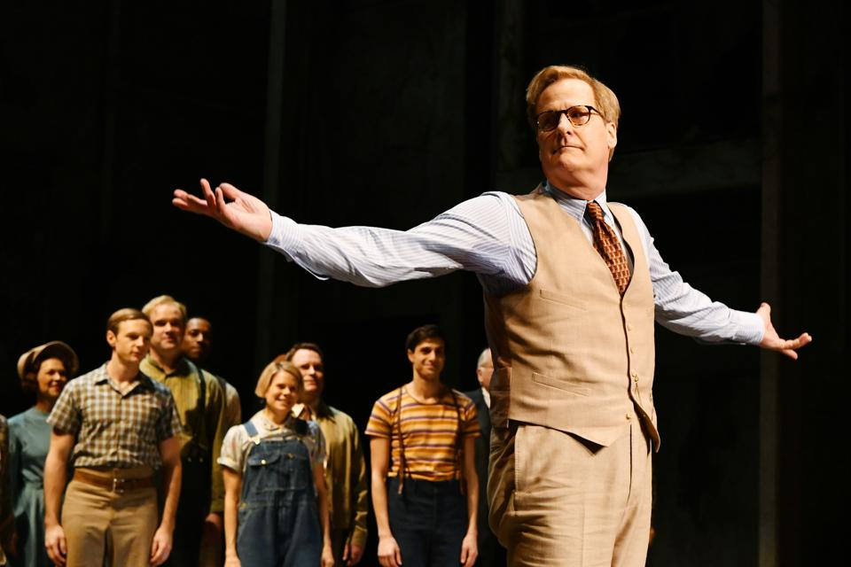 Opening Night Of ″To Kill A Mocking Bird″ On Broadway