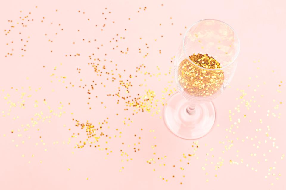 Festive Nonalcoholic Drinks To Serve This New Year's Eve For Everyone At Your Party
