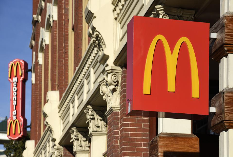 McDonald's unconcerned with pushback from franchisees.