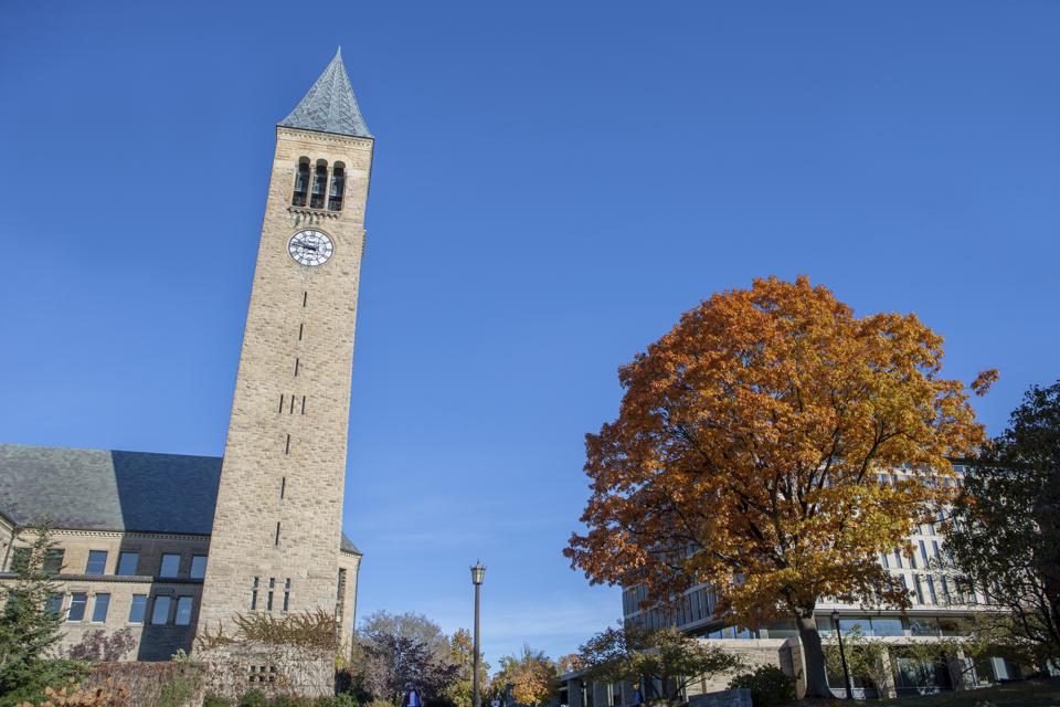 McGraw Tower, Cornell University, Ithaca, New York, USA