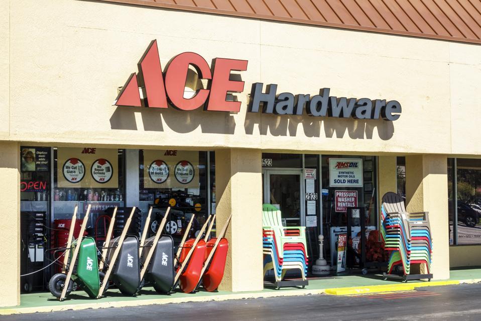 Florida, Orlando, Ace Hardware store