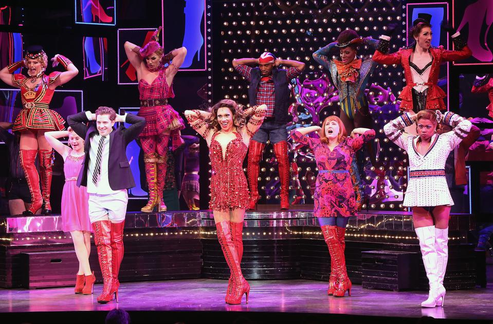 Tiki Barber Joins Cast Of ″Kinky Boots″