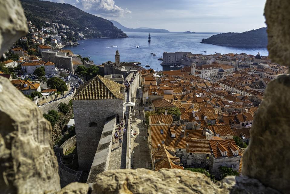 Gateway to Adriatic Sea
